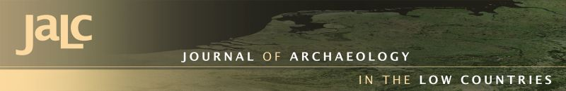 Banner Journal of Archeology in the Low Countries